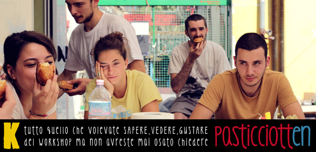 pasticciotto lecce design workshop